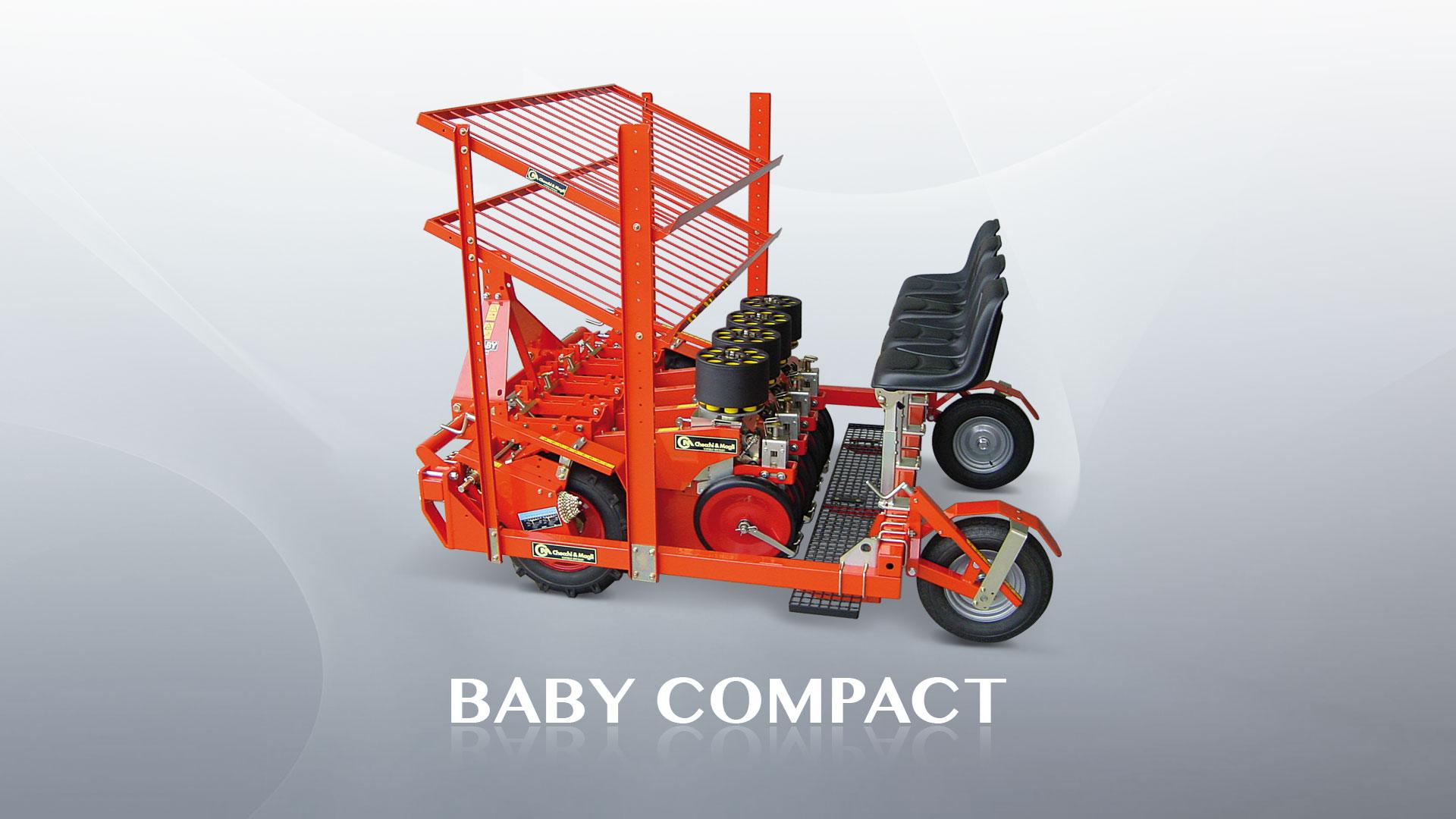 Transplanteuses Checchi Magli Baby Compact
